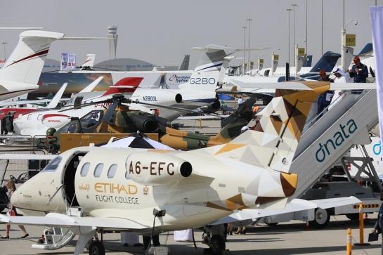 Dubai Airshow The Future Of The Aerospace Industry