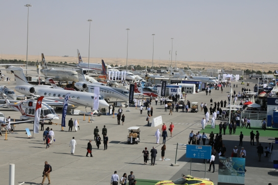 DUBAI AIRSHOW 2019 – Connecting the Aerospace Industry