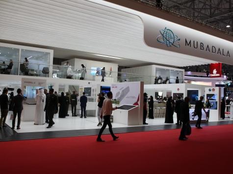 Exhibiting Options Dubai Airshow 2021 14 18 November 2021 Dwc Dubai